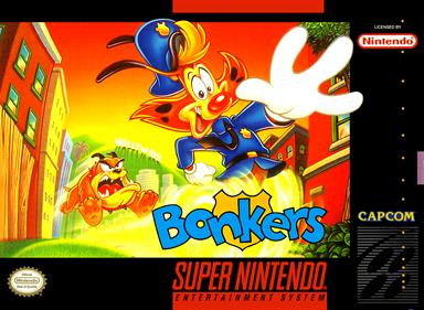 Bonkers - Box - Front