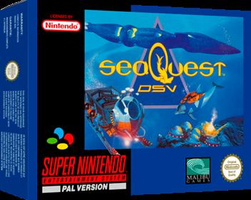 SeaQuest DSV - Box - 3D