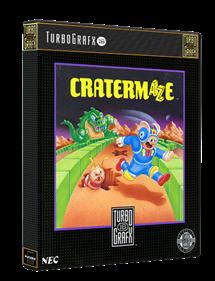 Cratermaze - Box - 3D