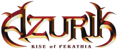 Azurik: Rise of Perathia - Clear Logo