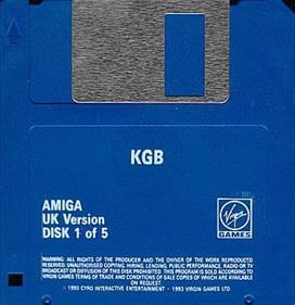 KGB - Disc