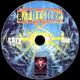 Battlestorm - Disc