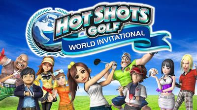 Hot Shots Golf: World Invitational - Fanart - Background
