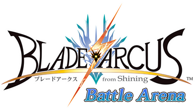 Blade Arcus from Shining: Battle Arena - Clear Logo