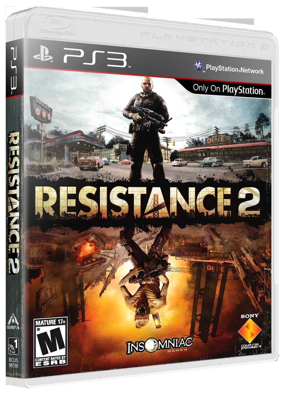 Resistance 2 Details - LaunchBox Games Database