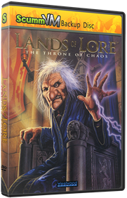 Lands of Lore: The Throne of Chaos - Box - 3D