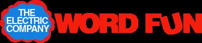 The Electric Company Word Fun - Clear Logo