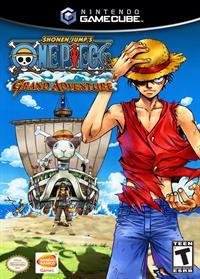 Shonen Jump's One Piece: Grand Adventure Details ...