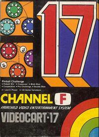 Videocart-17: Pinball Challenge