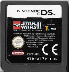 LEGO Star Wars II: The Original Trilogy - Cart - Front