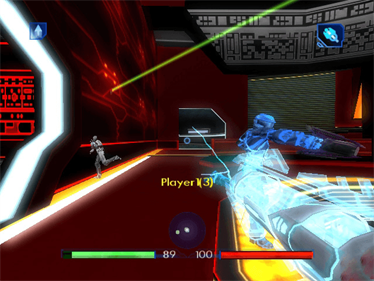 Tron 2.0: Killer App - Screenshot - Gameplay