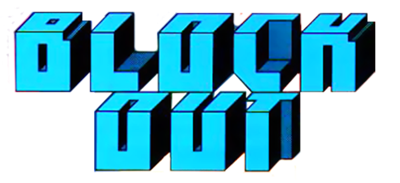 Block Out - Clear Logo