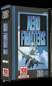Aero Fighters 2 - Box - 3D