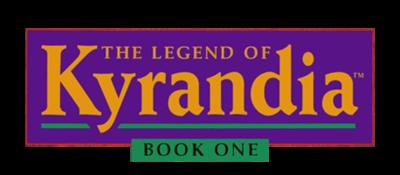 The Legend of Kyrandia: Book One - Clear Logo