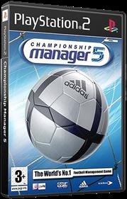 Championship Manager 5 - Box - 3D