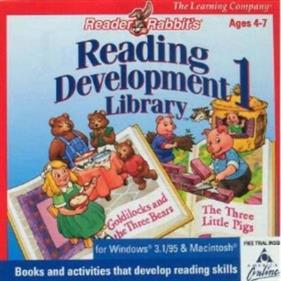 Reader Rabbit's Reading Development Library 1