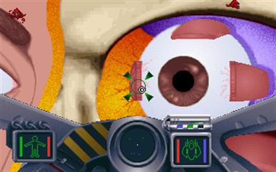 Bodyworks Voyager: Missions in Anatomy - Screenshot - Gameplay
