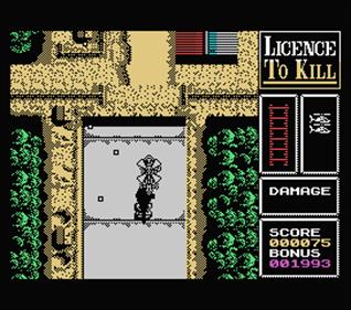 007: Licence to Kill - Screenshot - Gameplay
