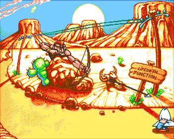Cartoon Line: Part One - Screenshot - Gameplay