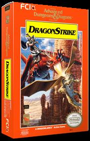 DragonStrike - Box - 3D