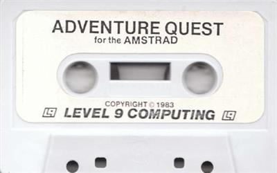 Adventure Quest - Cart - Front