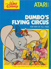 Dumbo's Flying Circus