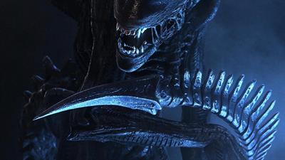 Alien Trilogy - Fanart - Background