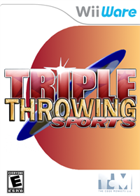 Triple Throwing Sports