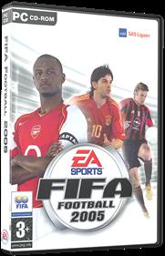 FIFA Football 2005 - Box - 3D