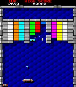 Tournament Arkanoid - Screenshot - Gameplay