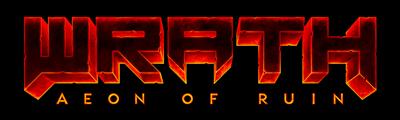 WRATH: Aeon of Ruin - Clear Logo