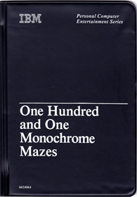 One Hundred and One Monochrome Mazes