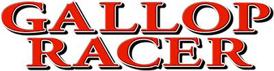 Gallop Racer - Clear Logo