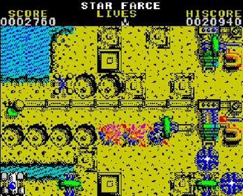 Starfarce - Screenshot - Gameplay