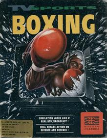 ABC Wide World of Sports Boxing - Box - Front