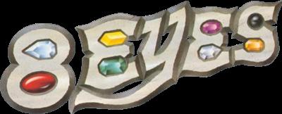 8 Eyes - Clear Logo