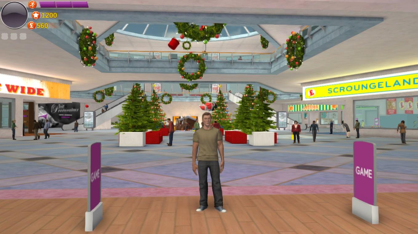 Christmas Shopper Simulator Details - LaunchBox Games Database