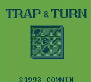 Trap and Turn - Screenshot - Game Title