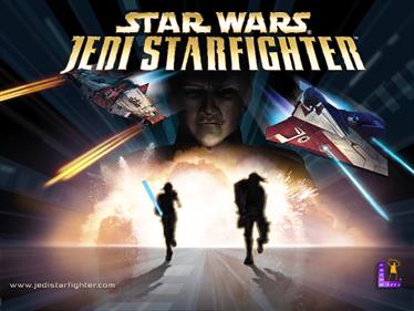 Star Wars: Jedi Starfighter - Screenshot - Game Title