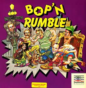 Bop'n Rumble - Box - Front