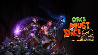 Orcs Must Die! 2 - Banner