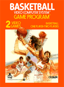 Basketball - Box - Front