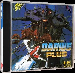 Darius Plus - Box - 3D
