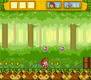 DoReMi Fantasy: Milon no DokiDoki Daibouken - Screenshot - Gameplay