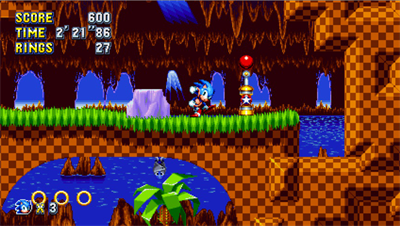 Sonic Mania - Screenshot - Gameplay