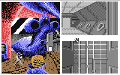 B.A.T. - Screenshot - Gameplay