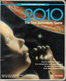 2010: The Text Adventure Game