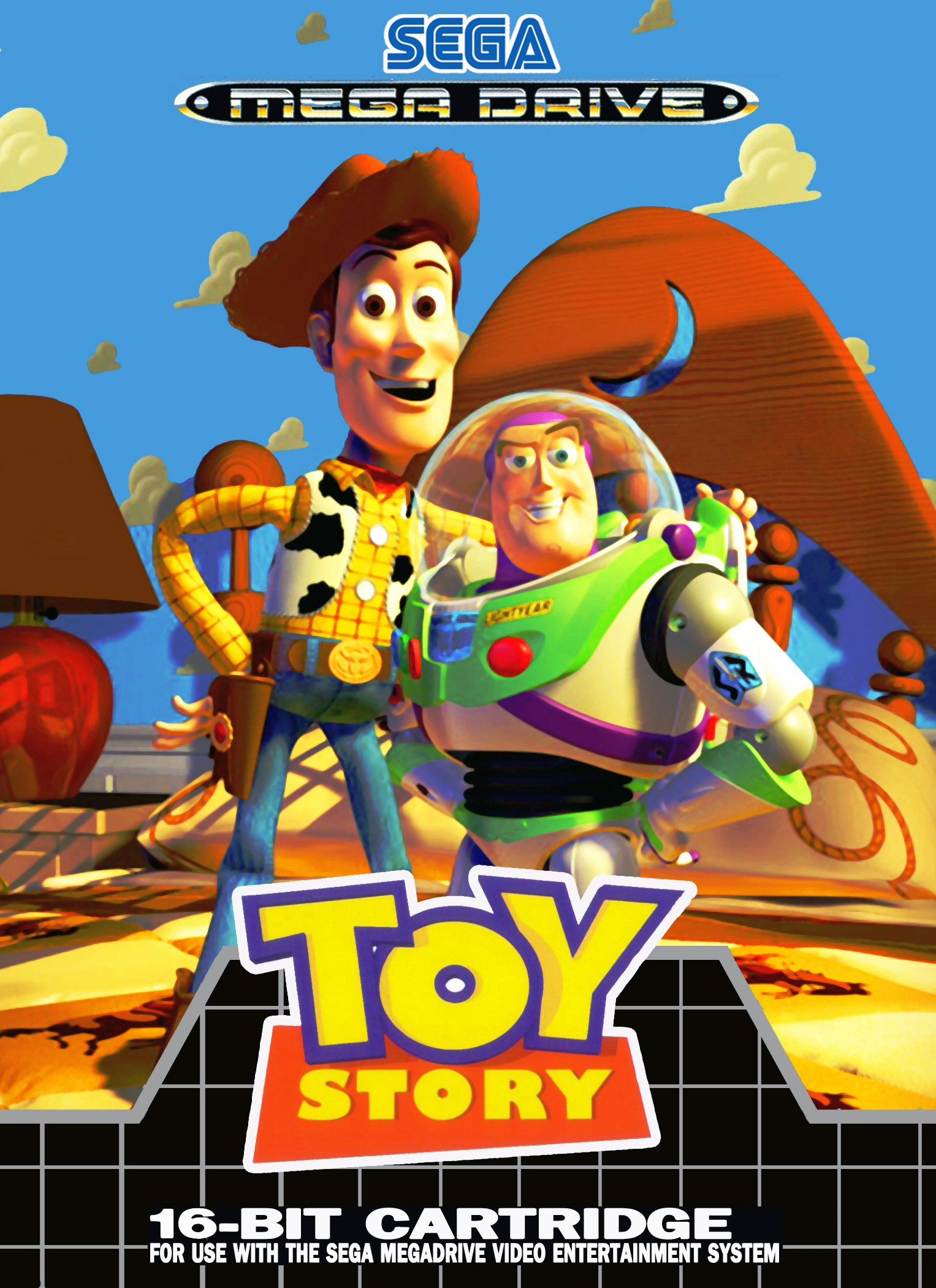 Toy Drive Flyer : Disney s toy story details launchbox games database