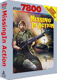 Missing in Action - Box - 3D
