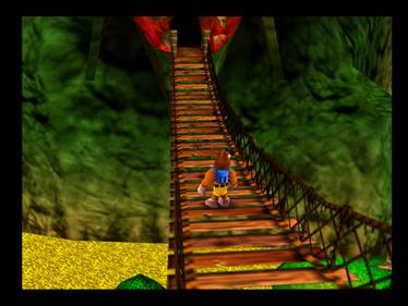 Banjo-Kazooie - Screenshot - Gameplay